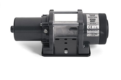 (WARN (82467 12V DC800 Industrial Hoist)