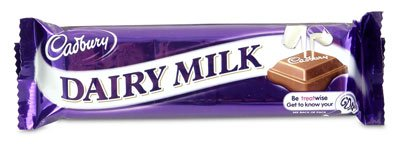 Cadbury Fairtrade Dairy Milk 45g