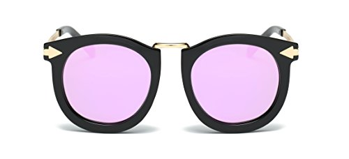 JC Polarized Fansion Cat-eye Anti-reflective UV400 round Driving Classic Sun Glasses for - Me Womens Near Sunglasses