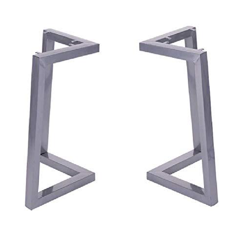 ZXLL Patas de Metal para Muebles/Patas de Mesa de Hierro/Acero ...