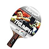 : Killerspin 100-10 Triumph Table Tennis Racket, Red Black