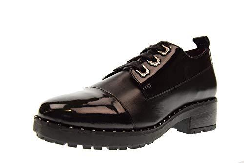 Apepazza Classic Woman Shoes BST02 / Vitello-VRN Becky Size 37 Black
