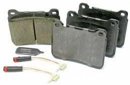 For Mercedes R171 W203 W209 SLK280 C320 C240 BOSCH Front Disc Brake Pad Set