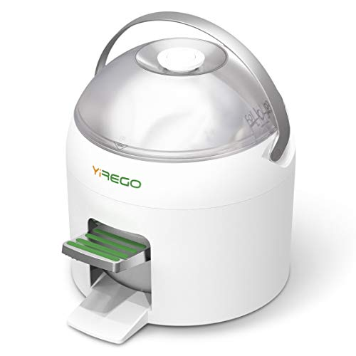 Yirego Drumi Portable Washing Machine, Non Electric Mini Compact Portable Washer 5 Mins Quick Wash and Spin Dry Best for Delicates, Scrubs, Workout clothes, Camping, RV's, Apartments, Dorms and more