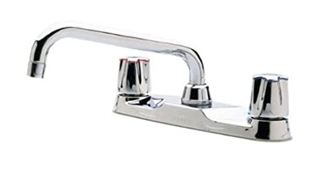 Price Pfister Two Handle Kitchen Faucet 135 1000 Touch On Kitchen