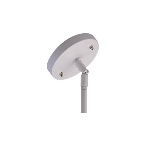 PLC Lighting TR146 WH Track Lighting One Circuit Accessories Collection, White Finish by PLC Lighting