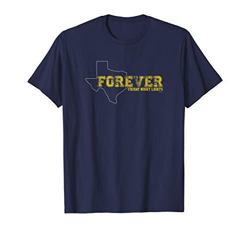 Friday Night Lights Texas Forever T-Shirt - T-shirt Forever Womens Dark
