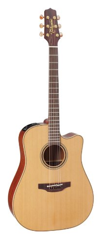 Takamine Pro Series 3 P3DC Dreadnought Body Acoustic Electric Guitar