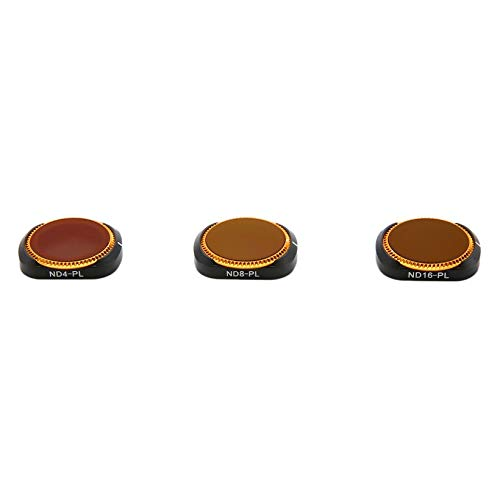 Wikiwand Filter Lens for OSMO Pocket 3PC ND4-PL+ND8-PL+ND16-PL Camera Lens Filters by Wikiwand (Image #3)
