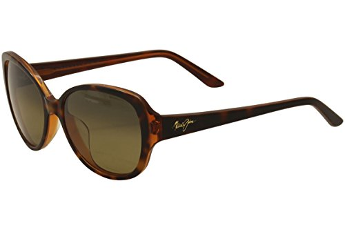Maui Jim - Swept Away - Tortoise With Caramel Interior Frame- HCL Bronze Polarized Lenses by Maui