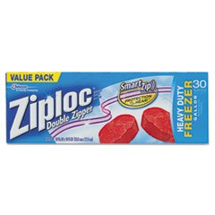 Ziploc 1-Gallon Freezer Bags