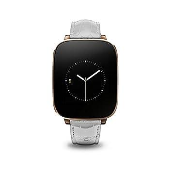 calistous Zeblaze Crystal reloj inteligente pantalla táctil bluetooth reloj pulsera para IOS Android