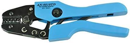 ケーブルカッター 圧着ペンチ 非絶縁ケーブルラグ 0.5-10mm² ラチェット 圧着工具 卸売 手動ケーブルカッター