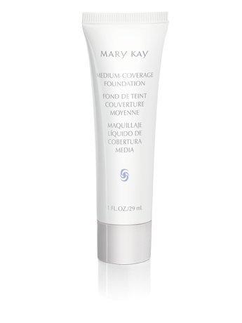 Mary Kay Medium-Coverage Bronze 500 Foundation