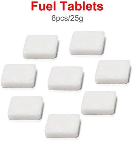 Amazon.com: Tabletas de combustible FUNEW de Hexamine ...