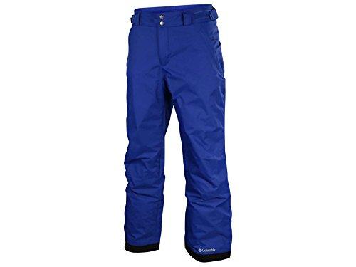 Columbia Mens Arctic Trip Omni-Tech Ski Snowboard Pants (M, Royal Blue)