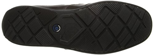 Mocassino Slip-on Uomo Marrone Mens Nunn Bush