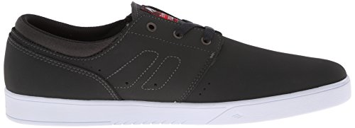 Emerica Figueroa (figgy) Chaussure De Skate Gris / Noir