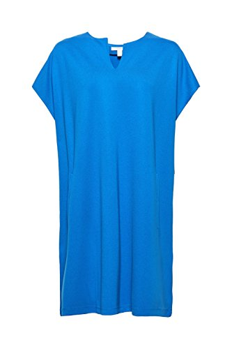 ESPRIT Blue 411 Bright Blau 2 Damen Kleid SRw8rq7S