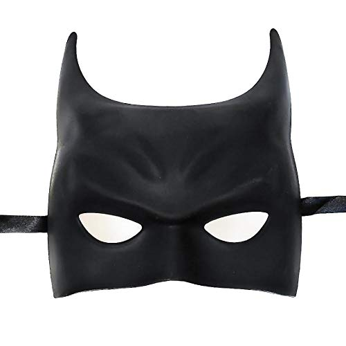 BeyondMasquerade Batman Mask Masquerade (Black)