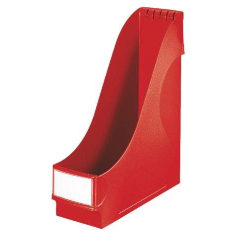 Leitz 24250085 Stehsammler, extrabreit, A4, Kunststoff, grau Esselte Leitz Hefte Hefter & Ordner Schreibwaren für die Schule