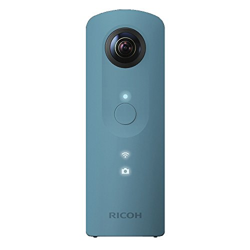 Ricoh Theta SC 360° video and still camera (Blue)