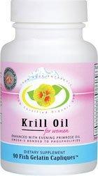 Krill 90 Caps de la femme par le Dr Mercola