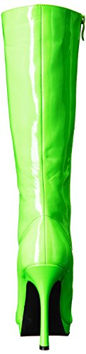 Shoes 421 Ellie Lime Engineer Zenith Boot Women's Pan7nxd