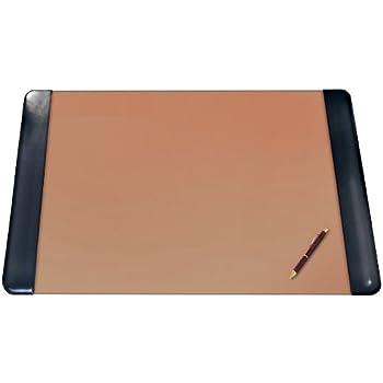 Amazon Com Artistic 20 Quot X 30 Quot Classic Desk Pad Black