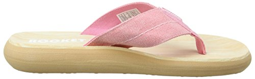 Rocket Dog Sabra - Sandalias Mujer Pink (Canvas Dusty Pink)