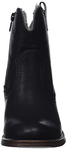 Stiefel Schwarz Negro Refresh 64760 Damen Negro Kurzschaft qpaBZtf