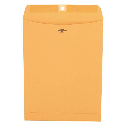 UNV35264 - Brown Kraft Clasp Envelopes