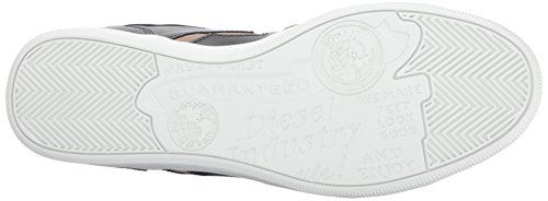 Diesel Heren Happy Hours S-tage Sneaker Antraciet / Chinchilla
