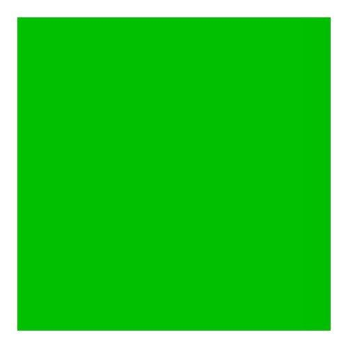 Lee Filters Dark Yellow Green 48'' x25' Roll Gel Filter, for High Temperature