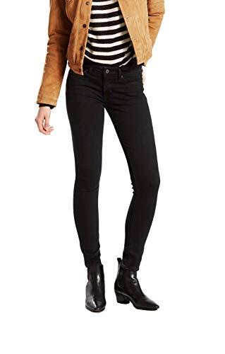 nbsp;skinny 711 Wolf Levis Pantaloni Lone 02 Nero Jeans qSgABt