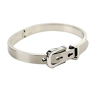 Mode boucle de ceinture de titane bracelet en acier (grandeurs assorties) ,  L a0ff180f754