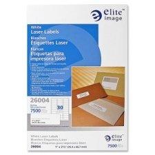 Elite Image Mailing Laser Label (26004) ()