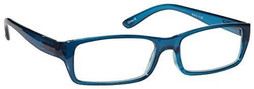 - The Reading Glasses Company Sea Blue Lightweight Readers Womens Ladies R16-3 +2.50