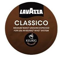 LAVAZZA ESPRESSO CLASSICO 90 PACKS made for KEURIG RIVO SYSTEM by Lavazza