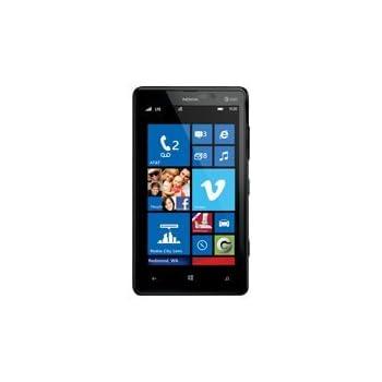 Nokia Lumia 820 8GB GSM 4G LTE Windows 8 Smartphone - Black - AT&T - No Warranty