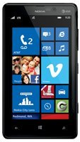 (Nokia Lumia 820 8GB GSM 4G LTE Windows 8 Smartphone - Black - AT&T - No Warranty)