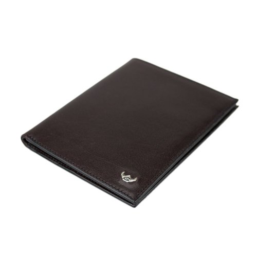 Golden Head Colorado Credit card holder 1256-05-2 rojo - granate