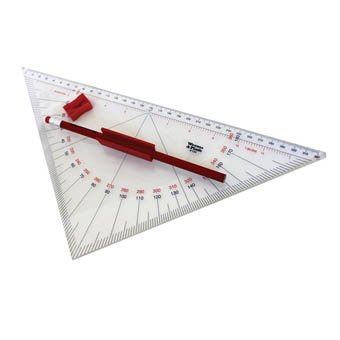 WEEMS & PLATH #104 Professional Protractor Triangle ... -
