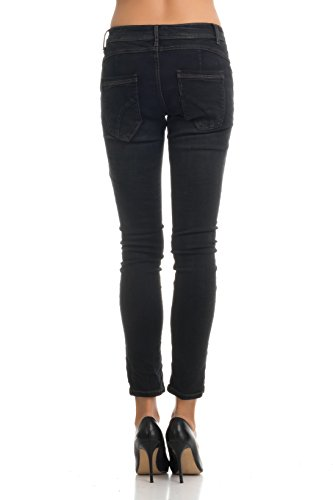Skinny Femme Jean Black Noir TANTRA Black 5n4xZxFw