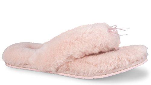 Decker UGG Australia Women's Fluff Flip Flop II Sandals,B...