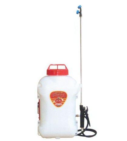 有光工業 背負動力噴霧器 トマピーA SDB-10A リチウムイオン蓄電池タイプ 薬液タンク容量 10.0L B0125Y77DQ