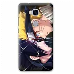 Case Carcasa Huawei Honor 5X Manga - Naruto - - tête N ...