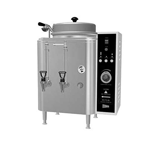 (Grindmaster-Cecilware CH75N-119882 Single Chinese Hot Tea Urn with (1) 3 Gallon Capacity Liners)