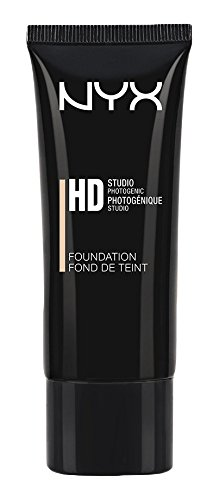 NYX High Definition Foundation, Nude