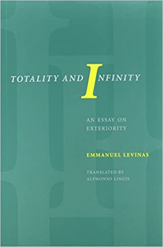 Totality and infinity an essay on exteriority pdf files